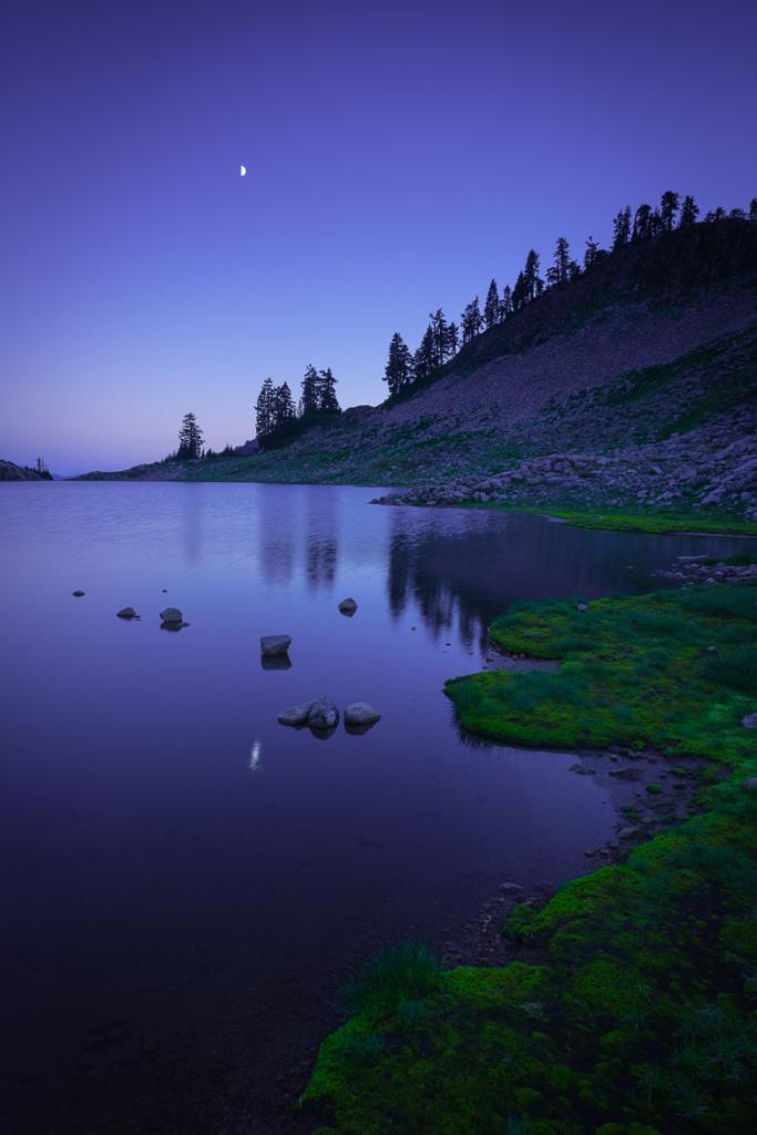 Lake Ann, Twilight