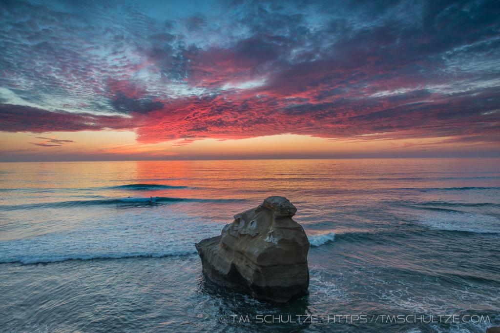 Sunset Middle Horizon