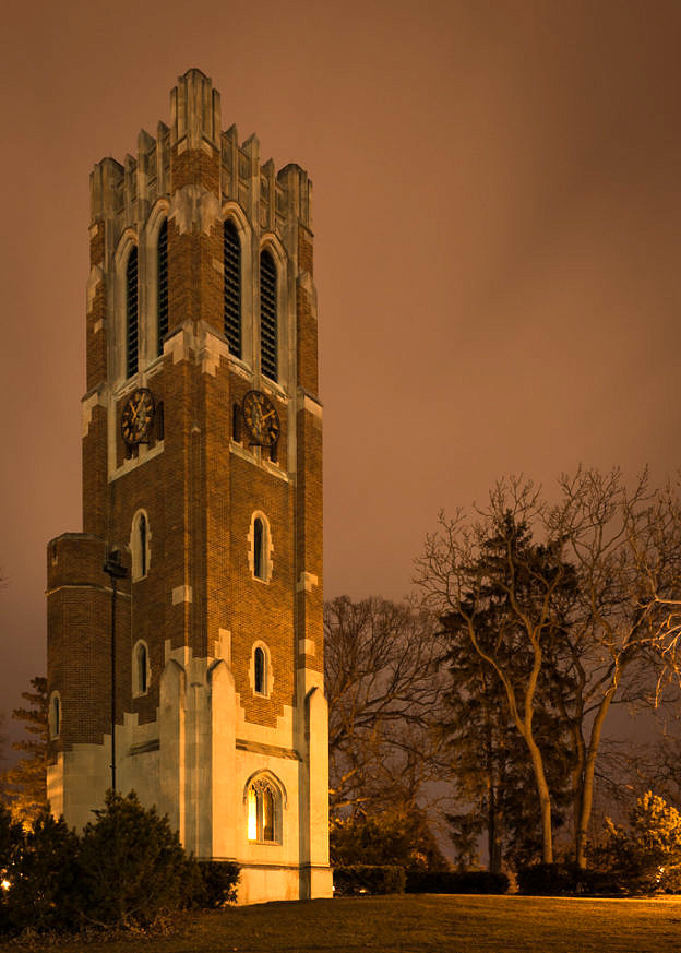 Beaumont Tower by T.M. Schultze