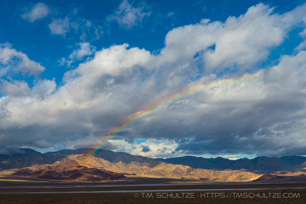 Badwater Rainbow