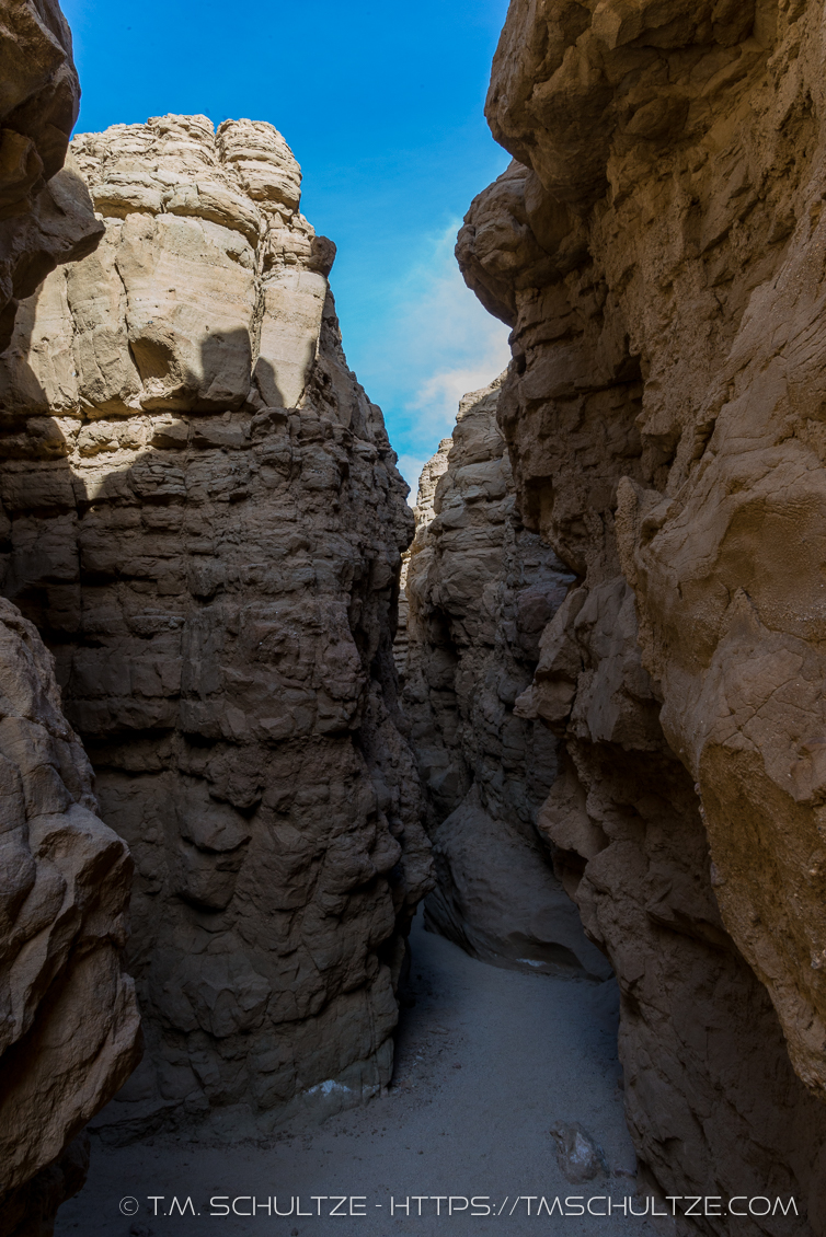 Borrego Narrows