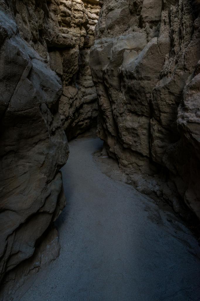 Quiet Slot Canyon