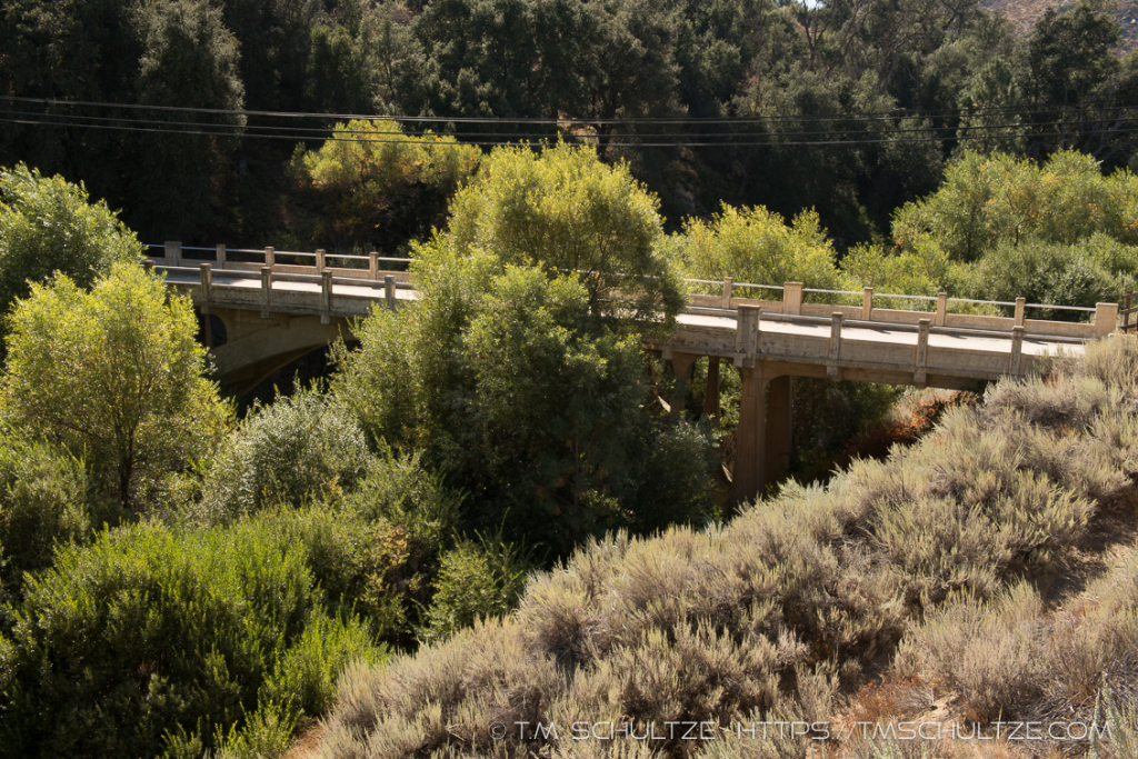 Old Pine Valley Creek Bridge