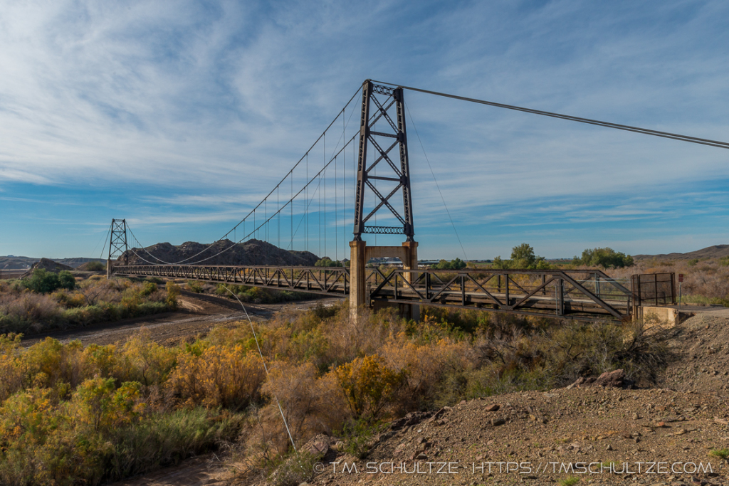 North Span, Yuma Bridge To Nowhere