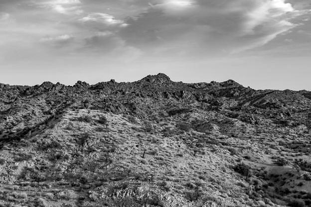 Mastodon Ridge by T.M. Schultze