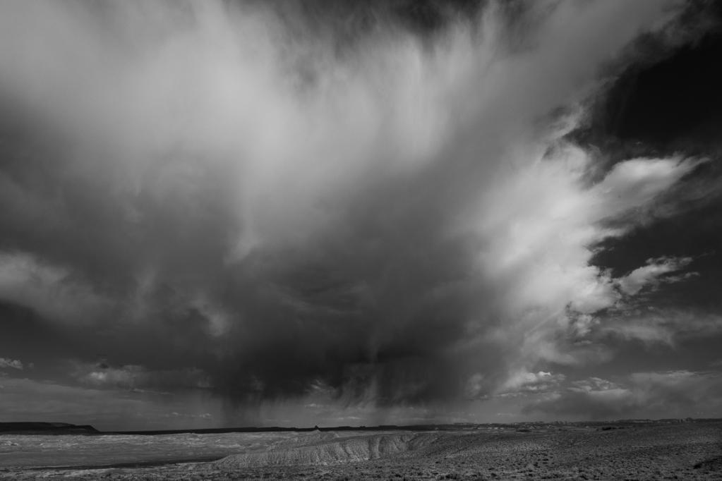 Storm Over Buckhorn