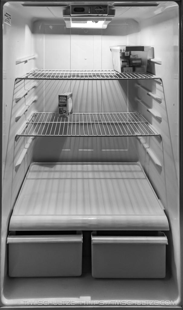 My April 2020 Refrigerator