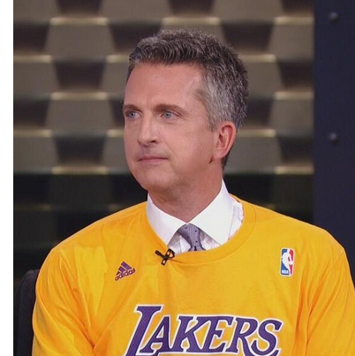 Bill Simmons Laker Jersey