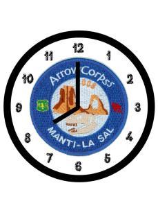 AC5 clock 2008