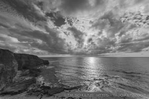 Storm Over Sunset Cliffs